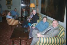 LALG Guests in Lounge