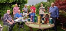 MWAG 100th whisky event