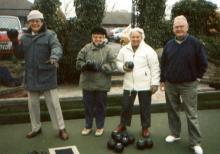 LALG Bowls Group