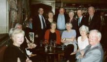 LALG Guests in Bar