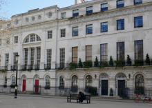 Adams Buildings Fitzroy Square