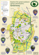 Map of Greenway